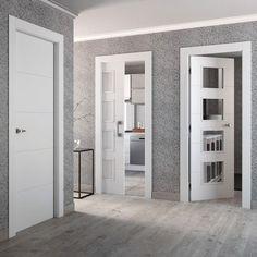 Bedroom Door Design, Door Design Interior, Bedroom Doors, Home Interior, Diy Bedroom Decor, Interior Decorating, Doors And Floors, Windows And Doors, Luxury Flooring