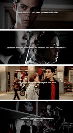 Stydia. As much as I love stalia...stydia will always be my fav