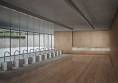 Mosque_Bathrooms for ablution Mosque Architecture, Architecture Details, Islamic Center, Beautiful Mosques, Prayer Room, Modern Interior, Worship, Modern Design, House Design