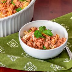 Clean Eating: Quick & Healthy Baked Ziti