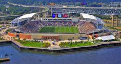 PPL Park, the home of the Philadelphia Union Major League Soccer Team