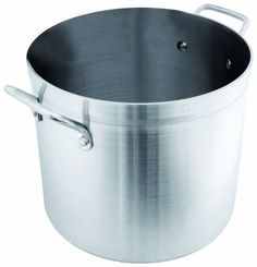 Crestware 5mm Thick 30Quart Heavy Duty Stock Pot ** Check this awesome product by going to the link at the image.