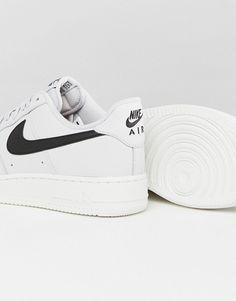 online store 7ccad aca25 Nike Air Force 1  07 Sneakers In Grey AA4083-008