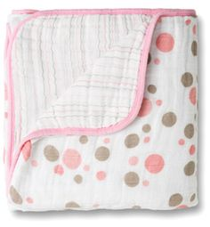 Best blankets ever! I swear by Aden and Anais and all of their products!