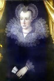 Elisabeth of Denmark - Daughter of Frederick II and Sophie of Mecklenburg-Güstrow. She married Henry Julius, Duke of Brunswick-Lüneburg and had ten children. Old Portraits, Danish Royal Family, Danish Royals, Neck Choker, Royal Fashion, 17th Century, Costume Design, Renaissance, Female Clothing