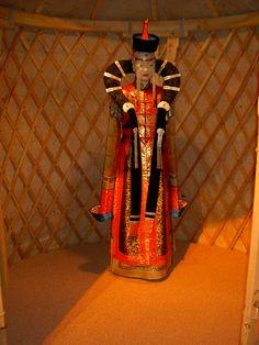 Les Ethnies du peuples de Mongolie