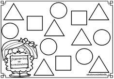 Home Schooling, Preschool, Learning, Maths, Notebook, Kids, Geometric Fashion, Good Ideas, Early Education