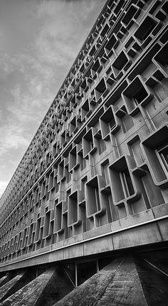 "Slak's ""EDF Company Building"" | forms"