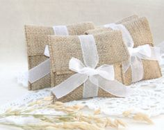 bolsas de arpillera favor boda favor bolsas bolsas de regalo