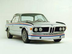 BMW 3.0 CSL (E9) by Auto Clasico, via Flickr