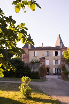 Chateau Riveneuve du Bosc Pamiers France