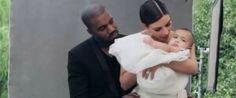 Kim, Kanye, Baby North