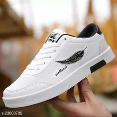 Checkout this latest Casual Shoes Product Name: *Aadab Trendy Men Casual Shoes* Material: Canvas Sole Material: Rubber Fastening & Back Detail: Lace-Up Sizes: IND-6, IND-8, IND-9, IND-10 Country of Origin: India Easy Returns Available In Case Of Any Issue   Catalog Rating: ★3.9 (1424)  Catalog Name: Latest Trendy Men Casual Shoes CatalogID_4954198 C67-SC1235 Code: 354-23000705-999
