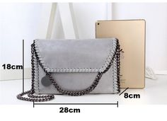 Let's treat ourselves ladies, menopause can be an unpleasant time so why not try our chain bags, just like the McCartney chain effect bags. Menopause, Kate Spade, Shoulder Bag, Chain, Lady, Women, Shoulder Bags, Necklaces, Woman