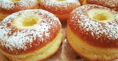 Hungarian Recipes, Hungarian Food, Sweet Desserts, Bagel, Doughnut, Oreo, Donuts, Food And Drink, Favorite Recipes