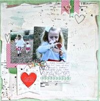 A Project by soaphousemama from our Scrapbooking Gallery