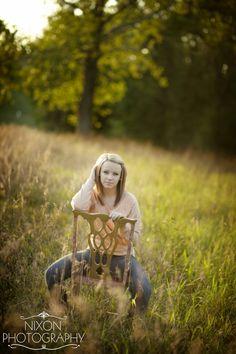 Senior Photography Ideas For Girls | Fun Senior Poses | Nixon Photography