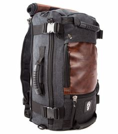 The 30L SOVRN Drifter: Charcoal