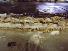Dane wants this for his birthday cake! Norah's Menus and Recipes: Chocolate Eclair Cake