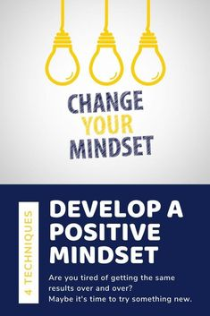 Developing a positive mindset has so many benefits. Not only do people enjoy being around positive people more, there are physical and mental benefits. Positive Mindset, Positive Affirmations, How To Become Successful, Change Is Hard, Positive People, Mind Over Matter, Change Your Mindset, Self Compassion, Mindset Quotes