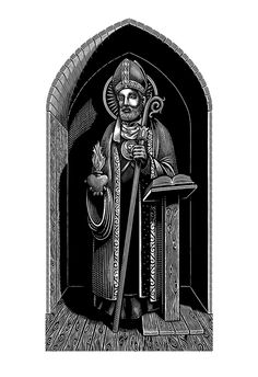 St. Augustine on Behance