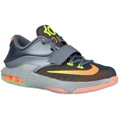 Nike KD 7 Boys' Grade School ($100) ❤ liked on Polyvore