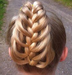 Cage braid