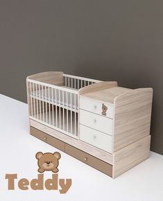 Teddy bútorcsalád Archives - Page 2 of 2 - Gyerekbútor Pláza Baby Cribs, Toy Chest, Storage Chest, Toddler Bed, Cabinet, Furniture, Home Decor, Products, Child Bed