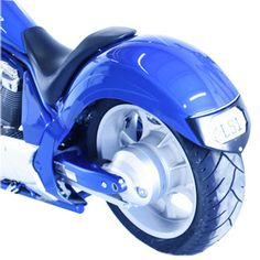 LOW AND MEAN REAR REAPER FENDER FOR HONDA FURY