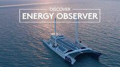 Un emprendimiento científico crea buques que utilizan Hidrógeno.