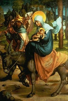 The Flight into Egypt (Albrecht Dürer)
