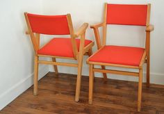 Fauteuils scandinaves http://pastpluspresent.blogspot.fr/2011/11/fauteuils-des-annees-60.html