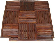 pallet deck - easy temporary deck that could be moved