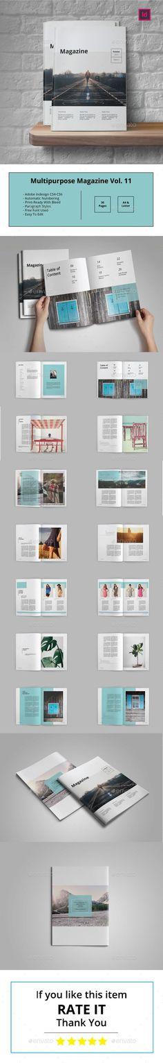 Multipurpose Magazine Vol.11