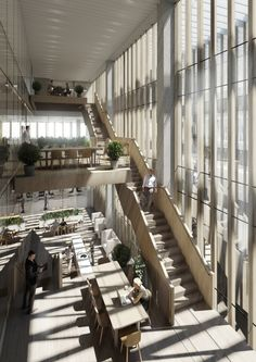 Bates Smart unveils light-filled replacement for its Australian Embassy in Washington DC