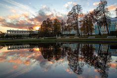 Pushkin, St.Petersburg, Russia