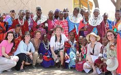 I interviewed Anne Wells of UNITE Tours, a very unique company that offers field visits to African villages. Ignite your wanderlust here: http://www.huffingtonpost.com/amy-jurkowitz/unite-tours-tanzania_b_1586388.html?ref=good-news