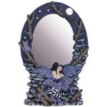 Moonlight Fairy Mirror - 05-91193 by Medieval Collectibles