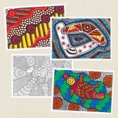 Check out this Idea Creative Activities For Kids, Craft Activities, Toddler Activities, Crafts For Kids, Aboriginal Culture, Aboriginal Art, Naidoc Week, Free Printable Coloring Sheets, Coloured Pencils