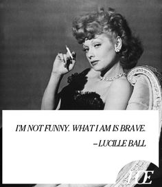 Lucille Ball knew how to move out of her own way and allow the moment be created. We need more brave folk like Lucille Ball. I Love Lucy, Love Her, Humor 1, Work Humor, Lucille Ball, Old Hollywood, Strong Women, Funny Quotes, Random Quotes