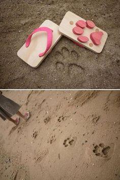 """animal (foot)print"""