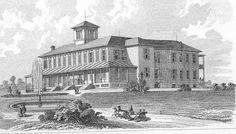 Old General Hospital North  River Street