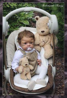 Reborn doll Life Like Baby Dolls, Life Like Babies, Real Baby Dolls, Reborn Babies For Sale, Reborn Toddler, Lifelike Dolls, Realistic Dolls, How Big Is Baby, Big Baby