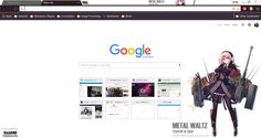 124 Best Google Chrome Themes images in 2017 | Anime characters