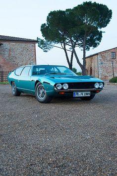 1971 Lamborghini Espada Serie II - My Espada - May 2013 - - Maserati, Ferrari, Vintage Sports Cars, Retro Cars, Vintage Cars, Lamborghini Espada, Lamborghini Veneno, Dirt Track Racing, Drag Racing