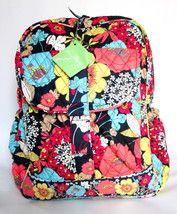 Vera Bradley Book Bags   Vera Bradley Bookbag Backpack Happy Snails NWT  added to cart. bde2cbeb20