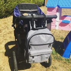 Slightly obsessed with my new diaper backpack that I got in the mail today from #Chapters ! I love anything that makes my life easier and more organized. It hangs perfectly on the handlebar of my #bob stroller aaaand it's super convenient with lots of pockets and a change pad! I'm in love  #momlife #boymom #momofboys #momof2 #motherhood #motherhoodunplugged #skiphop #diaperbag #diaperbackpack #bobstroller #bobrevolution #momtoys #kidsstuff #indigo #chaptersindigo #babystuff #toddlerstuff…