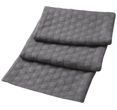 Habitat Throw Concrete - Bed Runners and Throws - Living