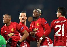 Man Utd duo in Worst XI of the Week