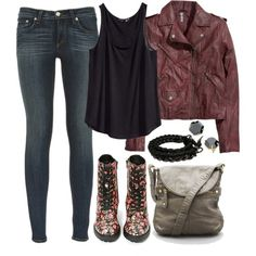 Cora Hale Inspired Outfit